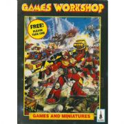 Games Workshop Games and Miniatures brochure 1995